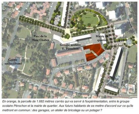 Une expérience d'habitat innovante à la Tour-Chabot | Coopération, libre et innovation sociale ouverte | Scoop.it