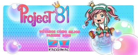 I Concurso Project 81 Editions - Fanzine Project 81 | Noticias y concursos | Scoop.it