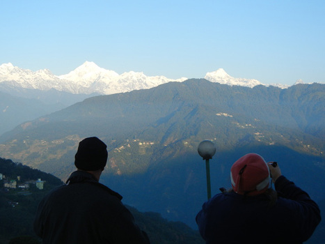 Alluring Tashi View Point of Gangtok   An Open Eye to the Outdoor   Scoop.it