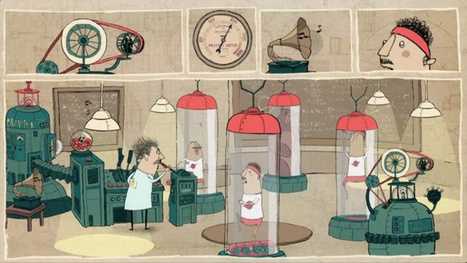 This Animation Teaches You More About Physics Than High School Ever Did | News we like | Scoop.it