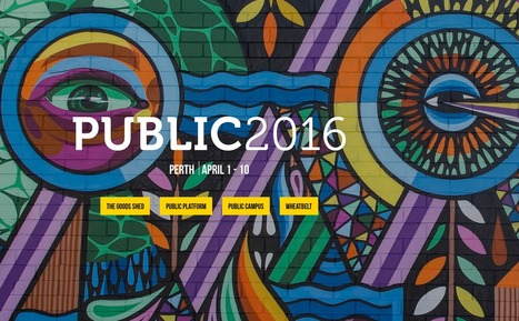 PUBLIC2016 - Form | Higher Education Teaching and Learning | Scoop.it