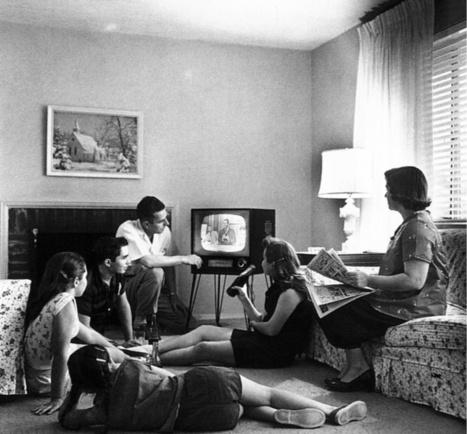 De la télé familiale à la « Social TV »   GMDesign   Scoop.it