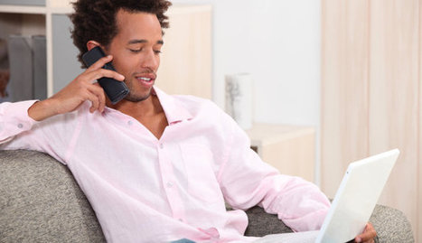 4 Ways to Get Over Your Fear of Cold Calls - AOL Jobs | Resume Writing | Scoop.it