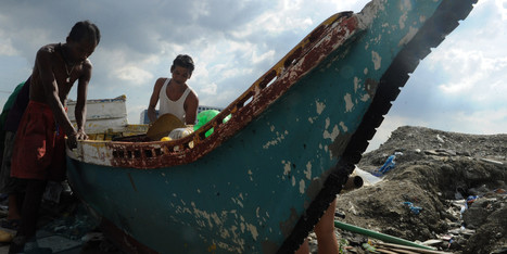 Thousands Flee As Super Typhoon Rages Toward Philippines | Water, Weather, Climate | Scoop.it