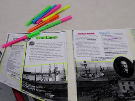 Teaching My Friends!: Textmapping | Educational instruction | Scoop.it