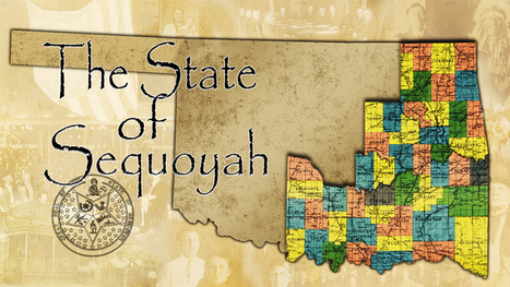 Watch now: Stateline | Back in Time: State of Sequoyah | OETA Video | Native American and Indigenous Literatures and Representations | Scoop.it