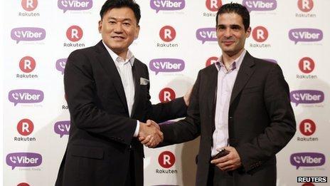 Le groupe Rakuten rachète Viber   Social Media - WebMarketing - ECommerce   Scoop.it