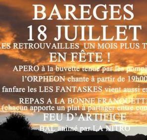 Barèges. C'était il y a un mois... | Barèges | Scoop.it