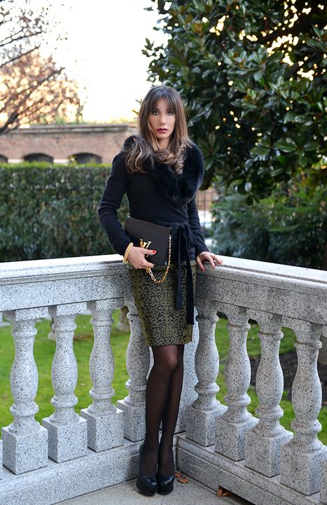Flavio Castellani Cache-Coeur | Fashion blog di moda | Scoop.it