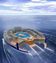 L'eau, un moyen de vivre autrement | Le développement architecturale .. | Scoop.it