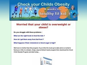 Check Your Child Obesity NowWeight Loss Natural | Weight Loss Natural | Weight Loss Eating Plan | Scoop.it
