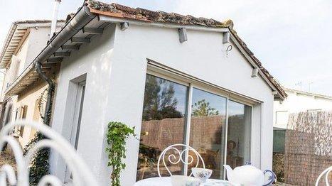 Repeindre une façade de maison en 14 étapes illustrées   IMMOBILIER 2015   Scoop.it