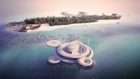 Will we ever... live in underwater cities? | Societal Resilience, Mobility, Living, Logistics, Infrastructure | Scoop.it