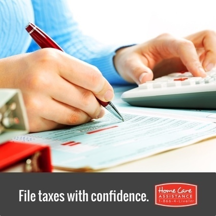Tax Tips for seniors & Their Caregivers | New Hampshire Home Care Assistance | Scoop.it