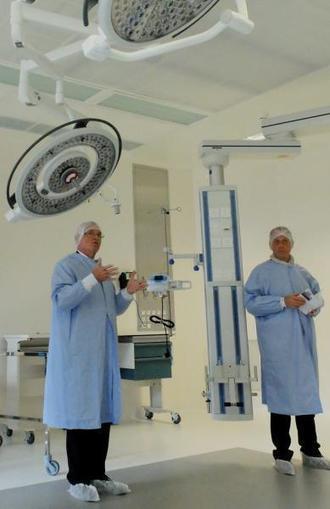 Hôpitaux de Toulouse : le nouveau Purpan ouvre ses portes dans ... - LaDépêche.fr | Médecine d'Urgence en Midi-Pyrénées | Scoop.it