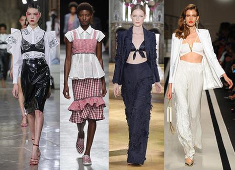 Les grandes tendances Printemps-été 2017 - Fashion Spider - Fashion Spider – Mode, Haute Couture, Fashion Week & Night Show | fashion-spider mode | Scoop.it