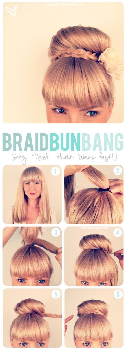 7 Ways to Braid Your Hair – DIY Braid & Twist Hairstyles | Everything's Hair | Scoop.it