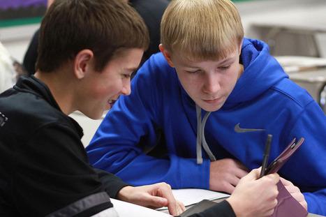 Unlocking creativity with technology - Kokomo Tribune | Ipads in Schools | Scoop.it