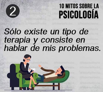10 MITOS SOBRE LA PSICOLOGIA | Psicoligia | Scoop.it