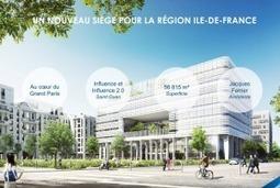 Le Conseil régional vote le déménagement de son siège à Saint-Ouen | Aménagement et urbanisme en Val-d'Oise | Scoop.it