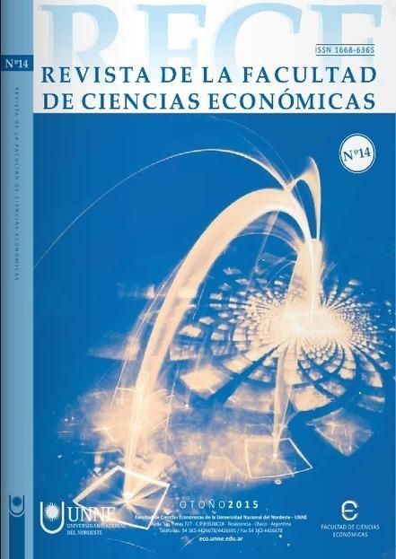 Revista N°14 - otoño 2015 - Facultad de Ciencias Económicas - Universidad Nacional del Nordeste - Argentina. | RedDOLAC | Scoop.it