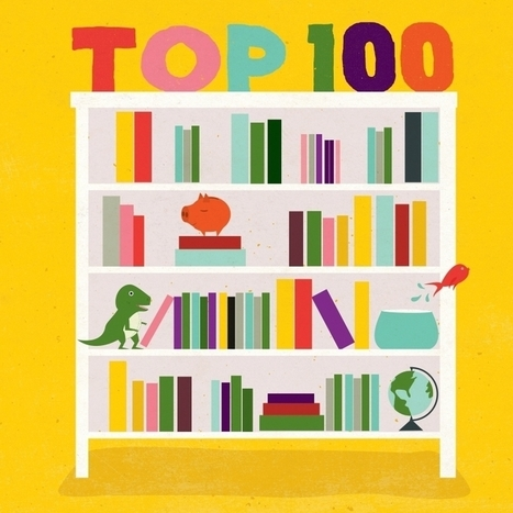 The Ultimate Backseat Bookshelf: 100 Must-Reads For Kids 9-14 : NPR | Book Lists | Scoop.it