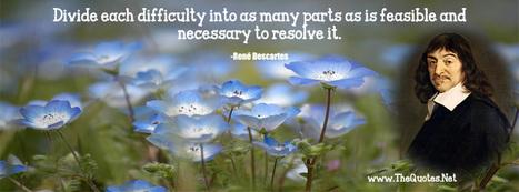 René Descartes Quotes | TheQuotes.Net - Motivational Quotes | doodle | Scoop.it