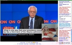 Incontri Italia This camgirl is donating all of her proceeds to #FeeltheBern! | Bakeca Incontri Milano | Scoop.it