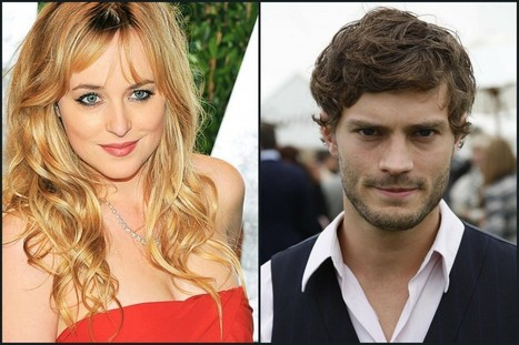 Meet the Characters of the Movie Fifty Shades | New casting choices for Christian Grey in 50 Shades of Grey Movie | Scoop.it