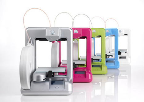 Staples wants to sell you your first 3D printer | Legendo | Scoop.it