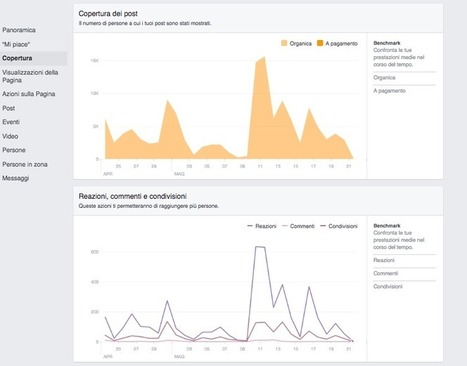 I dati Insights di Facebook: ecco come leggerli  | marketing personale | Scoop.it