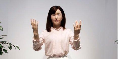 Un hôtel japonais confie l'accueil de ses clients à des robots | Technologies. | Scoop.it