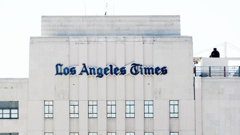 Koch Brothers Mulling L.A. Times Bid | Littlebytesnews Current Events | Scoop.it