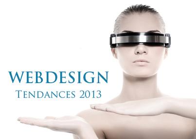Webdesign: les tendances 2013 | Blog MMCréation - Agence web à Paris | Ergonomie cognitive et innovation | Scoop.it
