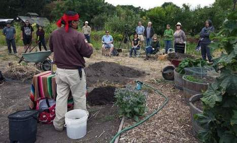 Cook up your garden with 'biochar'? - Sonoma Index-Tribune | BioChar | Scoop.it