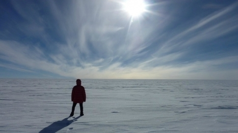 Antarctica at Risk of Runaway Melting, Scientists Discover | All about water, the oceans, environmental issues | Scoop.it