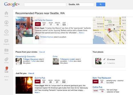 Google veut forcer ses internautes à utiliser Google+ - 20minutes.fr   Agence Web Newnet   Actus Google et autres Serp's   Scoop.it