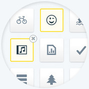 Create Your Icon Fonts - Fontastic   Tools, Plugins and Freebie for Web Design and Development   Scoop.it