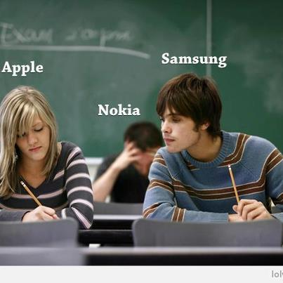 Apple, Samsung & Nokia | The Perfect Storm Team | Scoop.it
