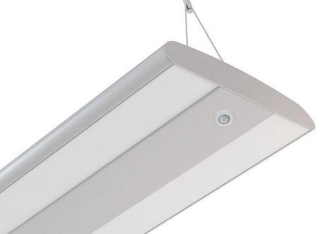 Amerlux Stellina creates the shape of light to come with LED aisle lighting using Enlighted Smart Sensors   Lighting Controls   Scoop.it