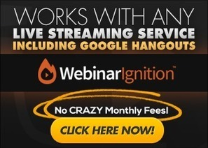 Webinar Ignition Review – The most flexible platform for creating professional live & automated webinar funnels | Hot Internet Marketing Product | Scoop.it