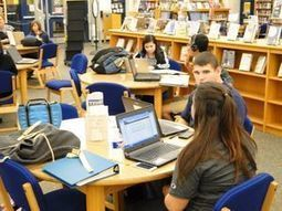 Libraries go high-tech, maintain relevancy | Library-related | Scoop.it