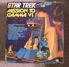 VINTAGE RARE MEGO STAR TREK MISSION TO GAMMA VI PLAYSET MINT IN BOX | New & Vintage Collectibles | Scoop.it