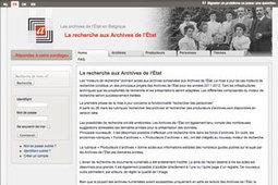 GénéInfos: Les archives belges arrivent sur Internet ! | Théo, Zoé, Léo et les autres... | Scoop.it