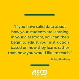 » Four Ways Teachers Can Differentiate in the ClassroomASCD Inservice   Cool School Ideas   Scoop.it