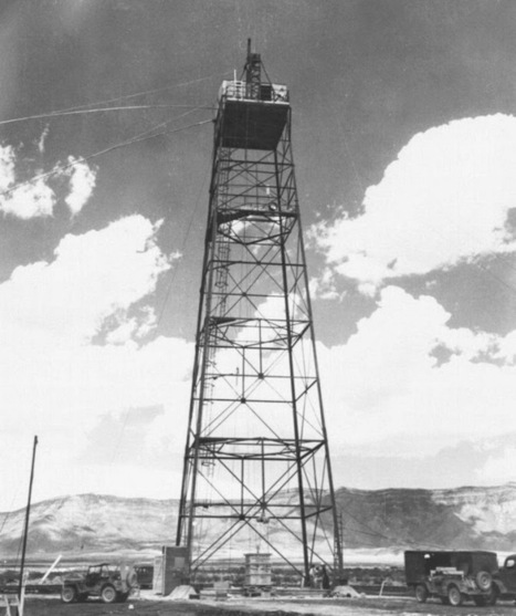 Trinity Site, the Site of the First Atomic Bomb Blast   Amusing Planet   Manhattan Project   Scoop.it