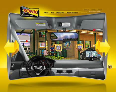 Order a burger in Spanglish at Sonic | Spanish in the United States | Scoop.it