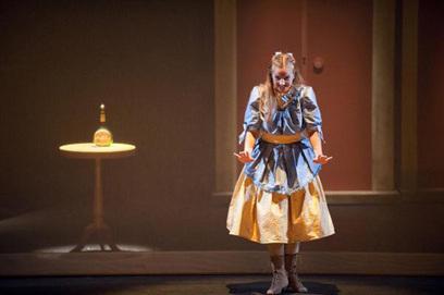 Alice au pays des merveilles au Théâtre Saint-Georges : réveillez l'imagination de vos enfants - Culture - 3minutes30 | Alice au pays des merveilles | Scoop.it