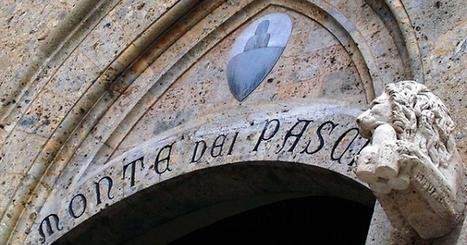 Mps, i tanti buchi saranno coperti con i soldi delle nostre tasse   Monte dei Paschi ... di Siena ?   Scoop.it