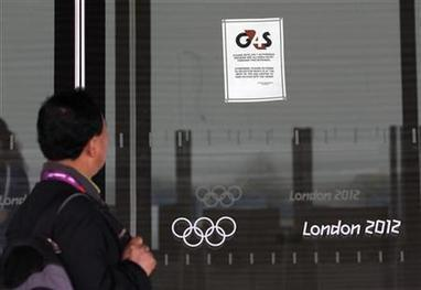G4S takes 50 million pound hit from Olympics contract fiasco | Reuters | Education | Scoop.it